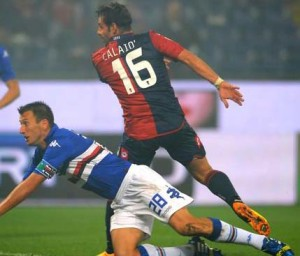 Serie A/Sampdoria-Genoa