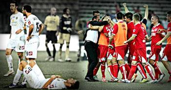Spezia e Bari Playoff