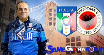 Italia Albania Lotito