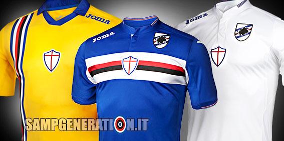 Terza Maglia Sampdoria Acquista