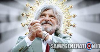 Massimo Ferrero il Miracolo