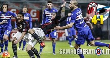 Milan Samp 4 1