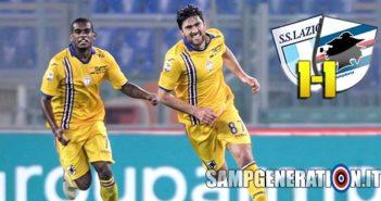 Lazio Samp 1 1