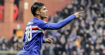 Correa Samp Napoli gol