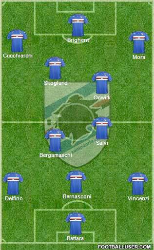 formaz_Sampdoria