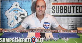 Subbuteo Alberto Bruzzone