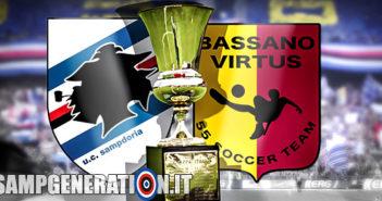 Coppa italia sampdoria bassano