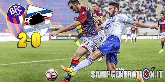 La partita di Bologna ha messo in evidenza le nostre lacune. La Samp è squadra incompleta, con una discrepanza piuttosto […]