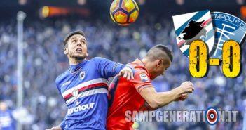 Samp Empoli 0 0