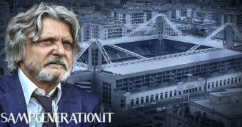 """IL FERRARIS COSTA TROPPO. FERRERO A TOTI: """"SERVE NUOVO STADIO"""""""