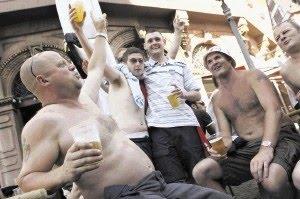 Drunk+English+people