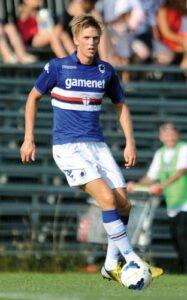 Sampdoria/Ritiro 2013-14 - Sampdoria-Bra (Amichevole)